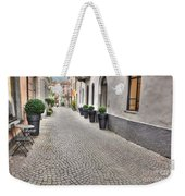 Stone Alley Weekender Tote Bag