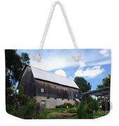 Stone Cottage Barn Weekender Tote Bag