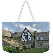 Stone Cottages In Broadway - Gloucestershire Weekender Tote Bag