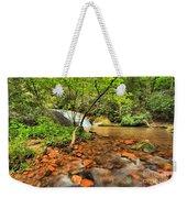 Stone Mountain Lower Falls Weekender Tote Bag