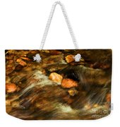 Stone Mountain River Rocks Weekender Tote Bag