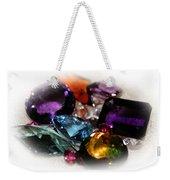 Stoned Weekender Tote Bag