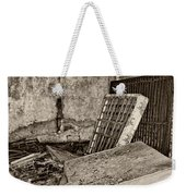 Stonehaven Rehab Sepia Weekender Tote Bag