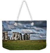 Stonehenge Landscape Weekender Tote Bag