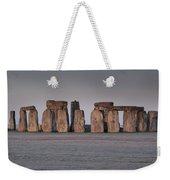 Stonehenge Wiltshire Weekender Tote Bag