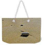 Stones In The Sand Weekender Tote Bag