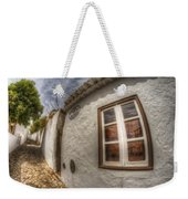 Stop And Reflect  Weekender Tote Bag