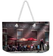 Storefront - Bastile Day In Frenchtown Weekender Tote Bag