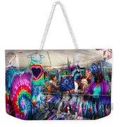 Storefront - Tie Dye Is Back  Weekender Tote Bag