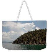 Storm Ahead Lake Tahoe Weekender Tote Bag