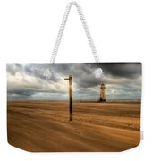Storm Brewing Weekender Tote Bag by Adrian Evans