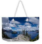 Storm Clearing From Discovery Point Weekender Tote Bag