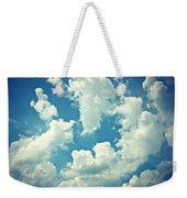 Storm Clouds - 2 Weekender Tote Bag