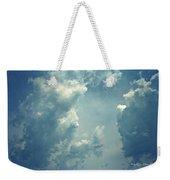 Storm Clouds - 3 Weekender Tote Bag