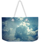Storm Clouds - 4 Weekender Tote Bag