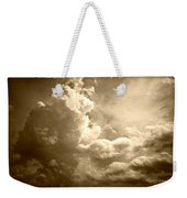 Storm Clouds - 5 Weekender Tote Bag