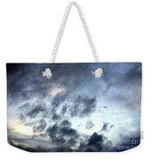 Storm Clouds At Dawn Weekender Tote Bag