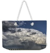 Storm Clouds Thunderhead Weekender Tote Bag