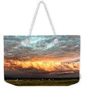 Storm Glow Weekender Tote Bag