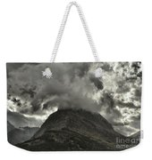 Storm Over Grinnell Weekender Tote Bag