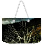 Storm Over The Jemez Mountains Weekender Tote Bag