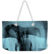 Storm Shadows Weekender Tote Bag