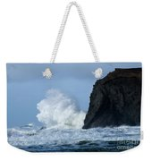 Storm Watch Weekender Tote Bag