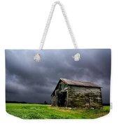 Stormy Barn Weekender Tote Bag