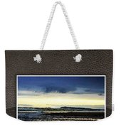 Stormy Morning Series Photobook Weekender Tote Bag