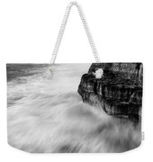 Stormy Sea 1 Weekender Tote Bag