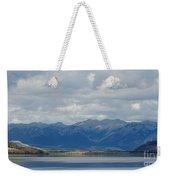 Stormy Skies In Jasper Weekender Tote Bag
