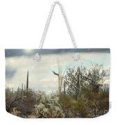 Stormy Sunshine Weekender Tote Bag
