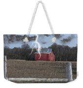 Stormy Weather Weekender Tote Bag