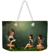 Story Timei N The Forest Weekender Tote Bag