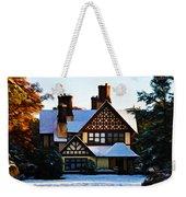Storybook House Weekender Tote Bag