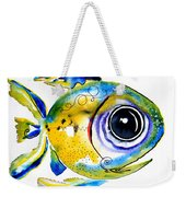 Stout Lookout Fish Weekender Tote Bag