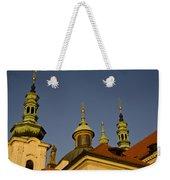 Strahov Monastery - Prague Czech Republic Weekender Tote Bag