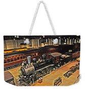 Strasburg Railroad Museum Weekender Tote Bag