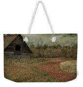 Strawberry Lane  Weekender Tote Bag by Empty Wall
