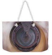 Stream Swirl Weekender Tote Bag
