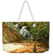 Stream To The Falls Weekender Tote Bag