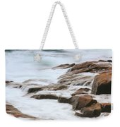 Streaming Seas Weekender Tote Bag