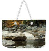 Streamside Color Weekender Tote Bag