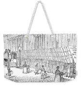 Street Advertising, 1842 Weekender Tote Bag