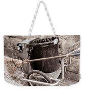 Street Cleaning Kit Weekender Tote Bag