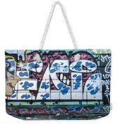 Street Graffiti - Tubs II Weekender Tote Bag