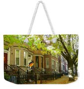 Windsor Terrace Weekender Tote Bag