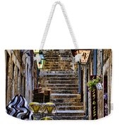 Street Lane In Dubrovnik Croatia Weekender Tote Bag