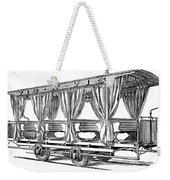Streetcar, C1880 Weekender Tote Bag