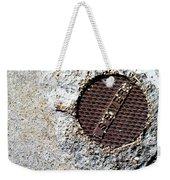 Streets Of Coronado Island 21 Weekender Tote Bag